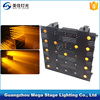 China super disco dj 25 eyes 3w single color led matrix dmx512 disco dj led backlight stage lighting