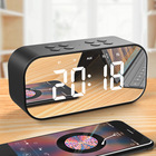 Portable Multimedia Bluetooth 스피커 Smart 표 Lamp 빛 Alarm Clock Led Touch 빛 스피커 대 한 홈