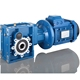 BKM helical gear reducer gearbox transmission hypoid gearbox for light industrial