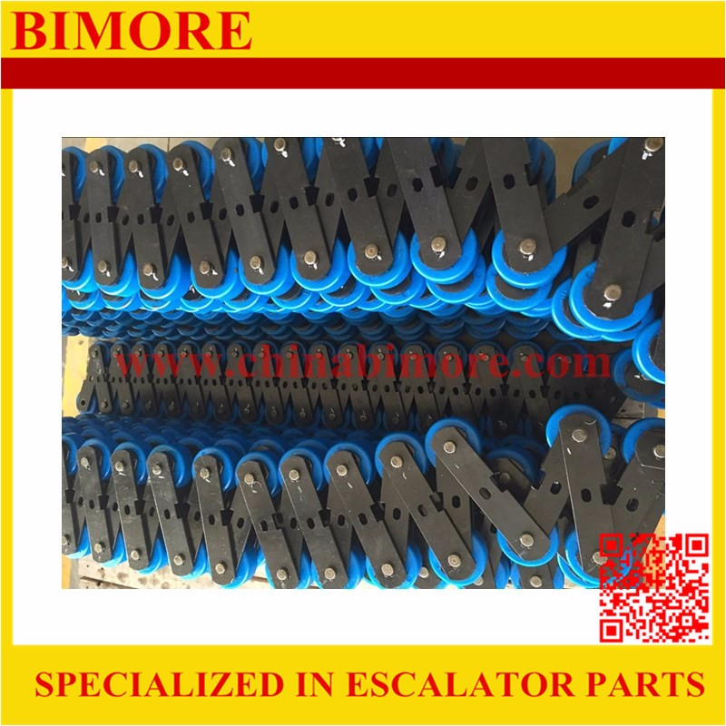 P=135.73mm, XAA26150 BIMORE Escalator step chain for 508NCE