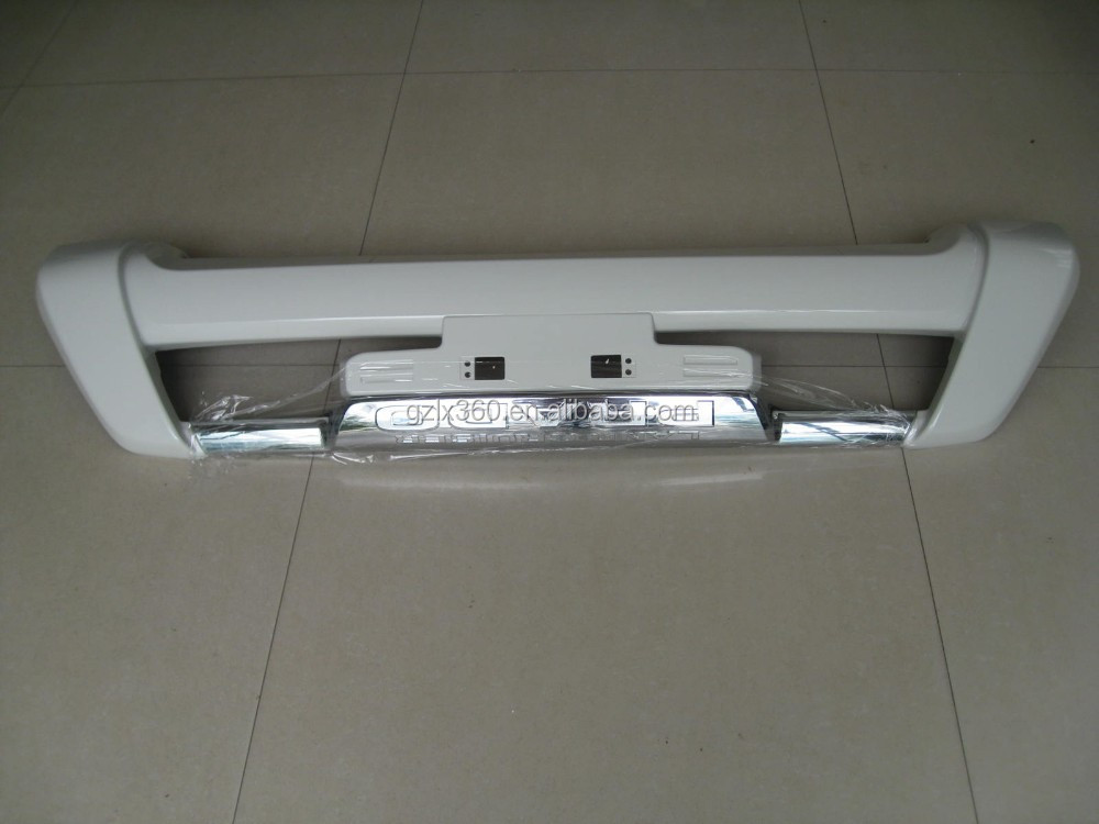 Lixing auto part 2014 body kit front guard for Toyota PRADO