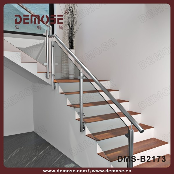 Pvc Wall Handrails : Stair handrail plastic cover wall mounted