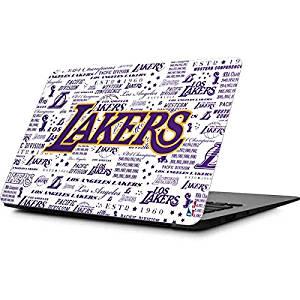 NBA Los Angeles Lakers MacBook Air 11.6 (2010/2013) Skin - LA Lakers Historic Blast Vinyl Decal Skin For Your MacBook Air 11.6 (2010/2013)