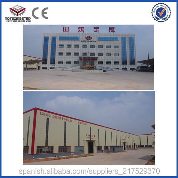 Shandong Rotex factory