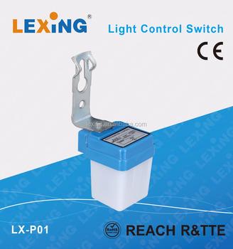 Daylight Light Sensor Adjustable Light Photocell Switch