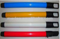 PVC coated metal broom stick