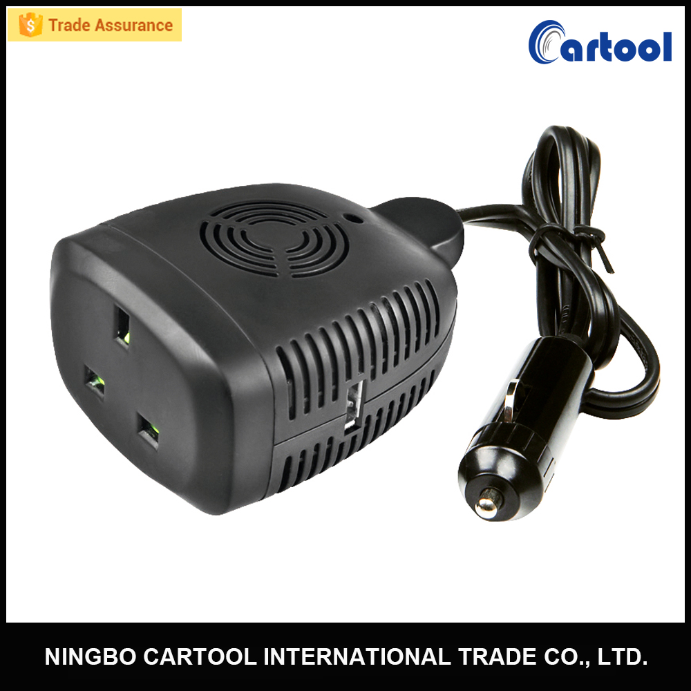 Mini car power inverter 12v 220v