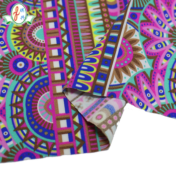 printed spandex fabric lycra fabric suppliers
