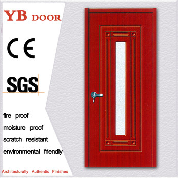 Bulk Buying Cherry OEM Composite Interior Plastic Folding Leaded Glass  French Pvc Doors