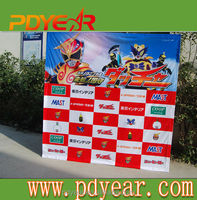 Manufacturer wholesale aluminium roll up banner stand ,pop up banner stand