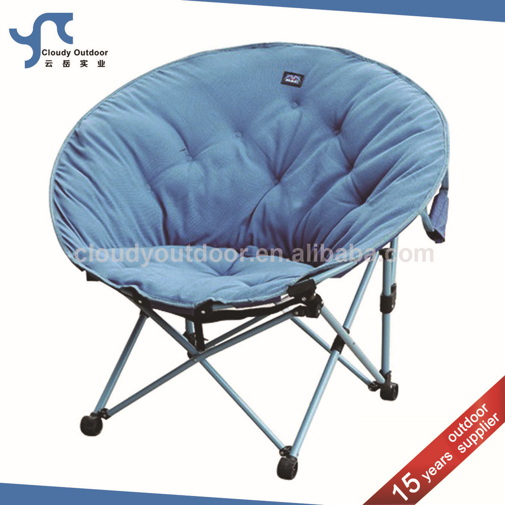 Miraculous Padded Folding Outdoor Round Lounge Chairs Buy Outdoor Round Lounge Chairs Moon Chair Folding Moon Chair Product On Alibaba Com Machost Co Dining Chair Design Ideas Machostcouk