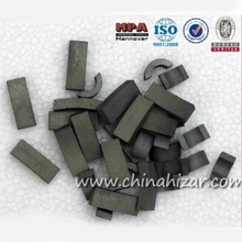 New diamond core bit segment / diamond grinding segments / diamond core bit segment for reinforced concrete