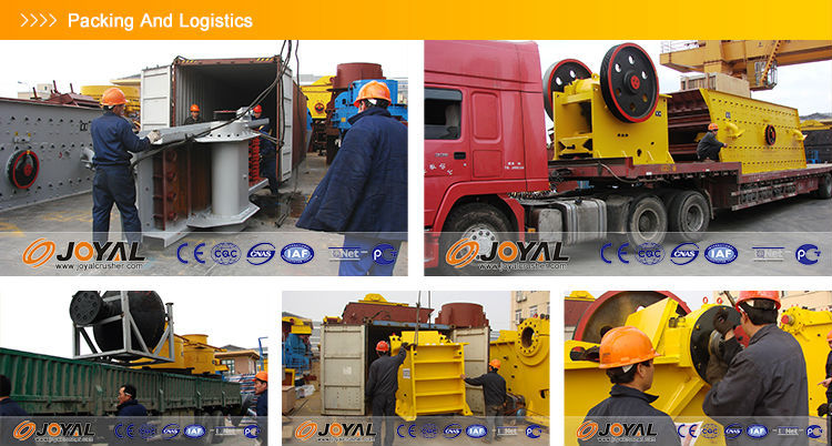Joyal Baik Menghancurkan Efektivitas Portable Mesin Stone Crusher Jaw Crusher