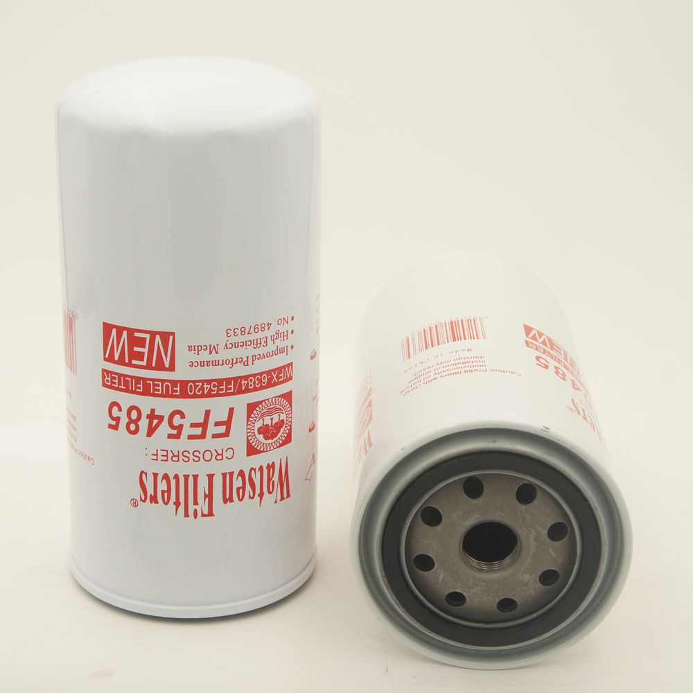Cummins Fuel Filter Ff5485 Suppliers And High Performance Filters Manufacturers At