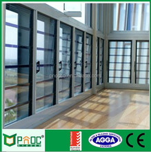 The Newest Design Fashionable Vertical Louver Window