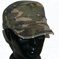 Cheap price custom camo baseball cap camouflage military hats