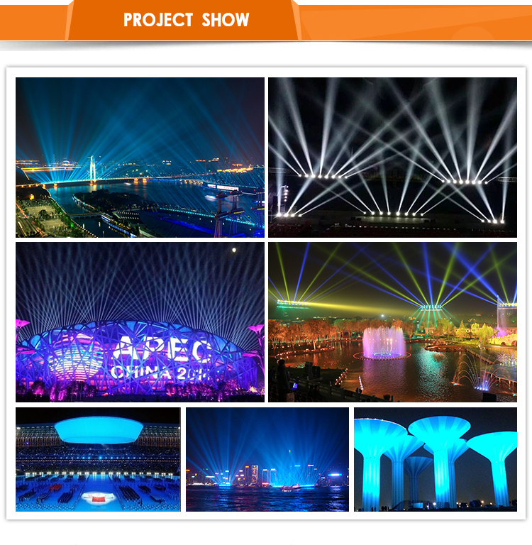 2018 Popular stage New Dj Light LED Laser Effect lighting