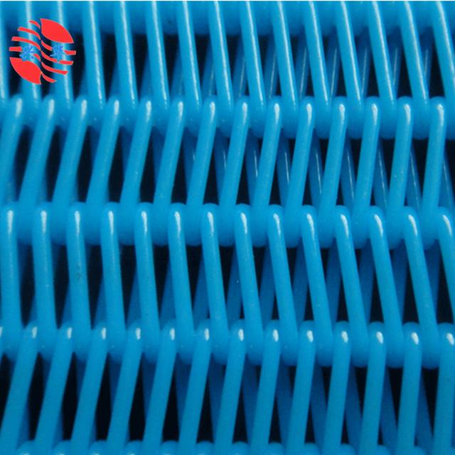 Полиэфирная спиральная сетчатая конвейерная лента