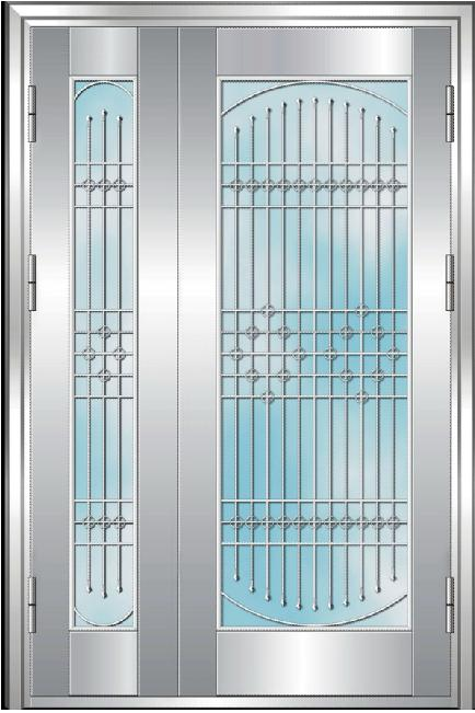 Grille door aluminium grille doors and windows aluminium Front door grill designs india