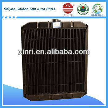 dongfeng perfect cheap brass and copper radiator cores