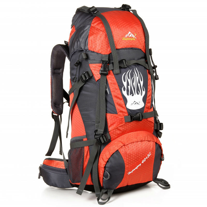 Wholesale Best Quality 70L Hiking Mountaineer Running Backpack Hiking Sports Bag For Man