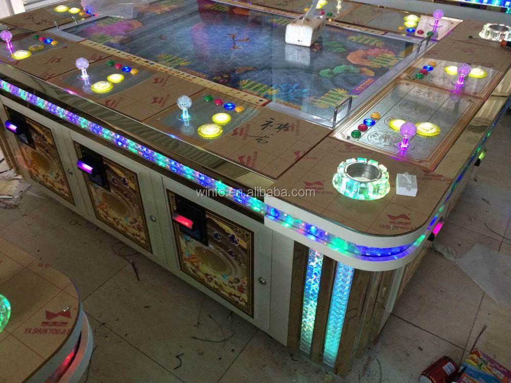 Fish gaming machine buy shoot catch fish game machine for Arcade fishing games