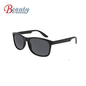 Smooth PC hinge Adult Any color PC polarized folding kiss sunglasses wholesale