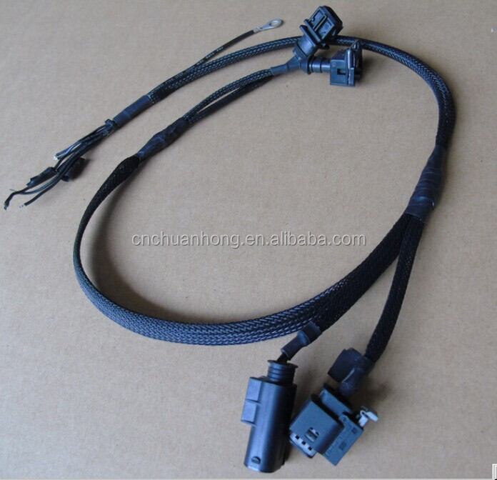 Automotive wiring harness production factory special connector with high quality