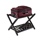 Winsome Solid Wood Folding Hotel Living Room Modern Luggage Rack with Shelf