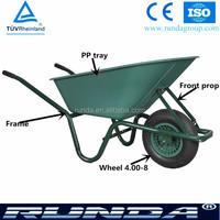 Power wheel barrow wb6414ts