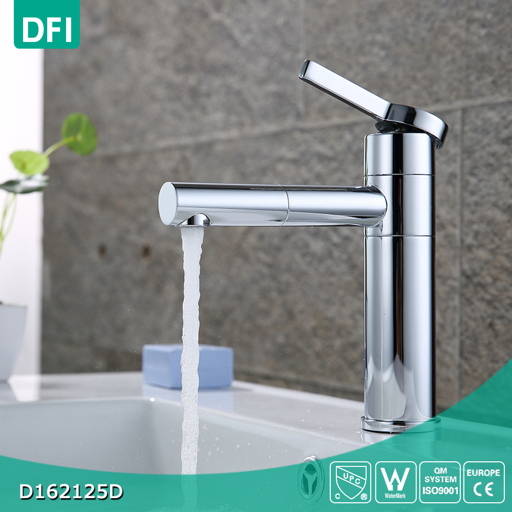 Factory direct sales mono basin floating taps lavatory faucet