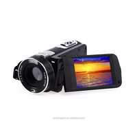 Original Amkov DV161 DV digital camera 5MP CMOS sensor 24MP Photo TFT LCD digital 18X zoom FHD 1080P Face Capture dv