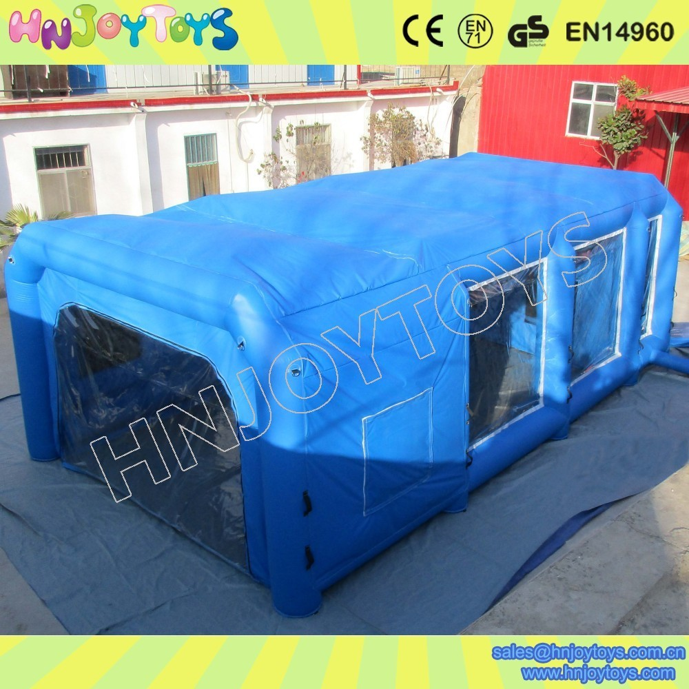 portable inflatable paint booth spray fabric outdoor c&ing tent  sc 1 st  Alibaba & Portable Inflatable Paint Booth Spray Fabric Outdoor Camping Tent ...