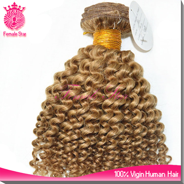 urban fashion aliexpress peruvian weft hair, kinky curly blonde 27 color hair extensions
