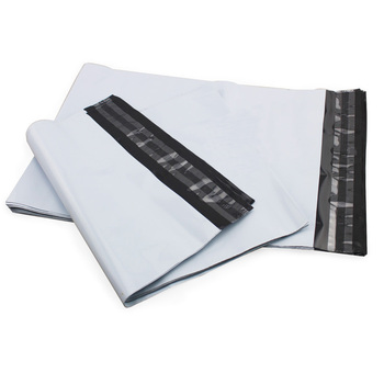 White Mail Bag Poly Padded Shipping Envelopes Express Bag