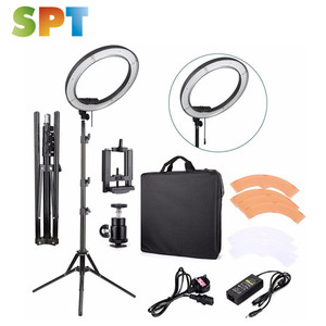 14-inch LED 5500K Lighting photographic kits ring light