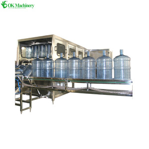 5gallon water 3 in 1 bottling machine /5gallon water filling machine