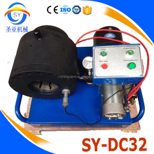 "Hose capacity Inside diameter 1/8""-1 1/4"" automatic Side-feed opening steel pipe swaging machine"
