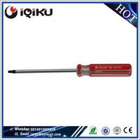 Factory Price Best Price Handle Security T20 Screwdriver with Hole for Xbox 360 Console
