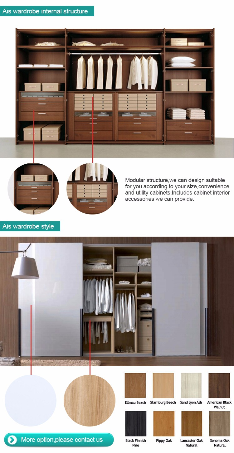 Assemble bedroom furniture sets portable storage black wardrobe closet