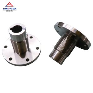 Custom Made OEM high qualitHigh Precision CNC metal manufacturery cnc machining sanitray stainless steel parts supplier