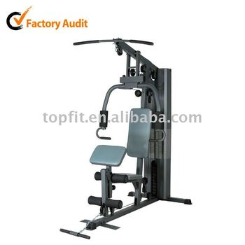 One station home gym commercial multi station gym upper body