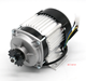 Persino electric tricycle 48v 500w high quality dc brushless motor