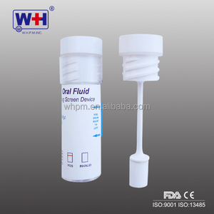 China famous manufacture WHPM Oral Saliva Drug Test with CE/FDA
