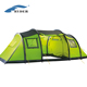 Oem Outdoor Expedition Professional 6 Person 2 Room Most Confortable Portable Large Tent 6 Person Camping Tent, Family Tent