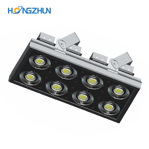 CE ROHS approved brightness bridgelux 800w led flood light for filming color film