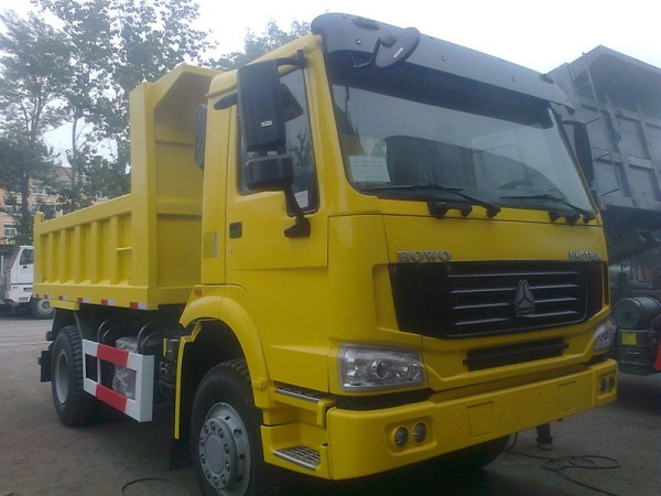 Brand sino-truck howo 4X2 dump truck tipper low price for sale ZZ3167M3811/MOBA