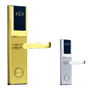 Intelligent Keyless Home Hotel Card Door Lock Access Control system AK-19