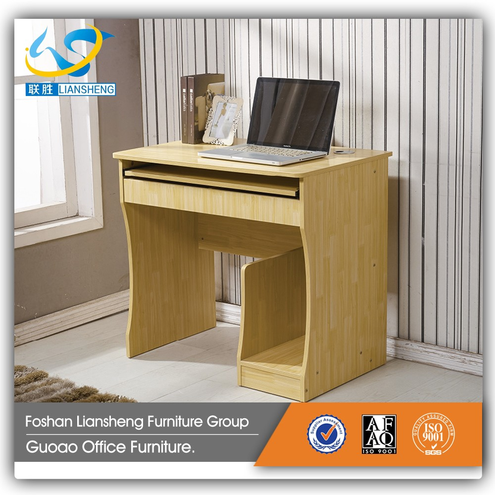 Cheap Low Price Wooden Small Size Simple Design Home Computer Desk Gcd-809  - Buy Small Computer Desk Cheap,Small Size Computer Desk,Low Price Computer  ...