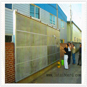 Compressed Fibre Cement Board Exterior Wall Cladding Partition Drywall  Prefabricated House Fireproof Waterproof - Buy Cement Panel,Waterproof And